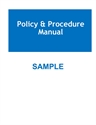 Picture of HME Policy and Procedure Manual